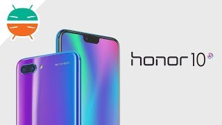 Honor 10 e Honor MagicBook ufficiali: TANTA ROBA!