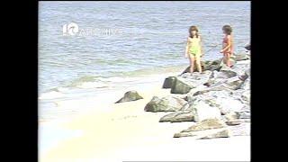 WAVY Archive: 1981 Norfolk East Oceanview Beach Erosion
