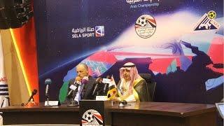 أخبار اليوم |مصر توقع إستضافة البطولة العربية لكرة القدم عام 2017