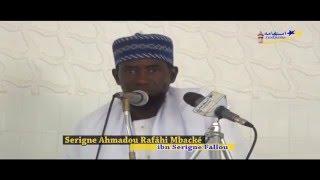 Julli Ajuma Touba Alieu du 11032016 sur la véracité du Ndiguel dans ce contexte de référendum
