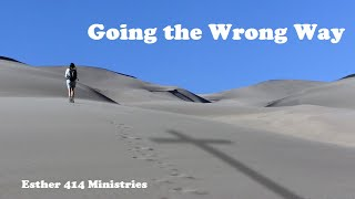 Going the Wrong Way! Devotionals for Women