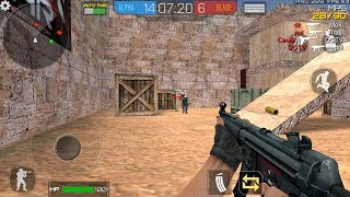 Overkill Strike Counter Terrorist FPS Shoot (by Neon Games) Android Gameplay [HD]