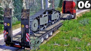 Descendo a Serra - Euro Truck Simulator 2