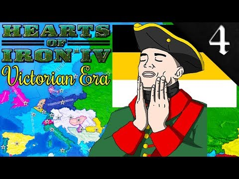WAR WITH UNITED STATES! Hearts of Iron 4: Victorian Era Mod: Russian Empire: Alexander II #4