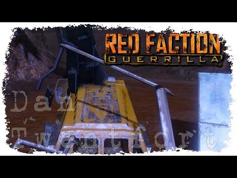 Red Faction Guerrilla #3 ● Погоня с разрушением сенсорных башен