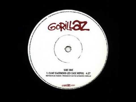 Clint Eastwood [Ed Case Remix] - Gorillaz