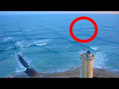 Самые Загадочные и Необычные Явления в Океане
