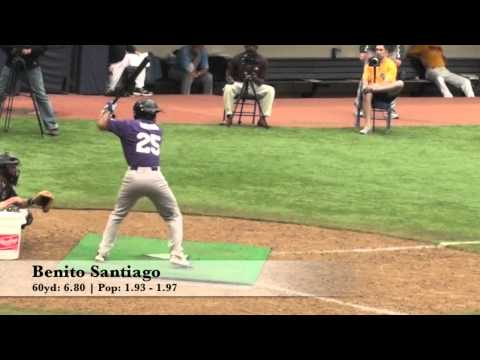 Benito Santiago (06-14-2013) PG National (Minneapolis, Minn.)