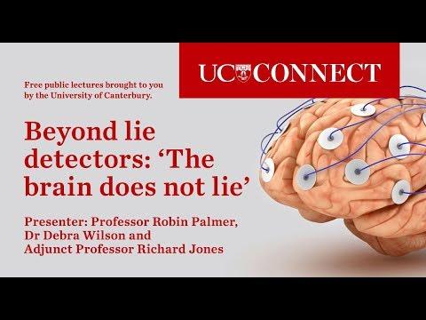 UC Connect: Beyond lie detectors: 'The brain does not lie'