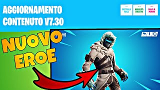 "NEW MITIC HERO & CAPODANNO LUNARE ""patch notes"" - Fortnite Save the World"