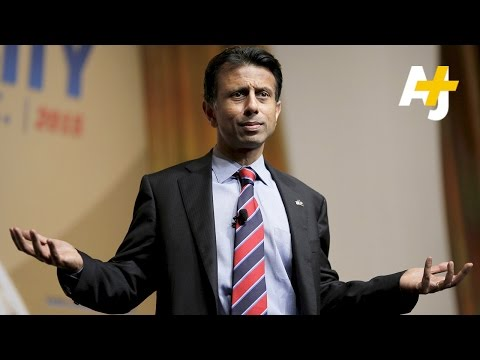Bobby Jindal Announces Candidacy For President, Twitter Responds with #BobbyJindalIsSoWhite