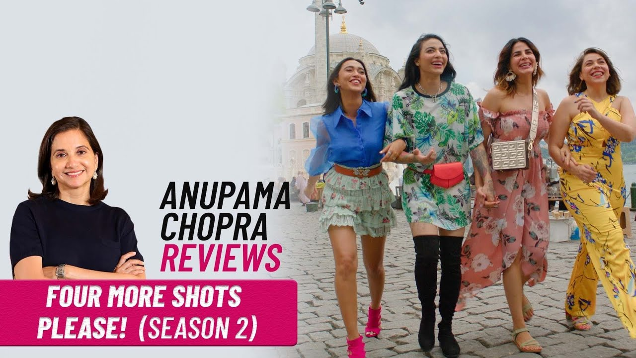 Download Four More Shots Please! | Anupama Chopra's Review | Amazon Prime Video