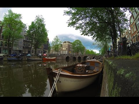 Mornings in Amsterdam