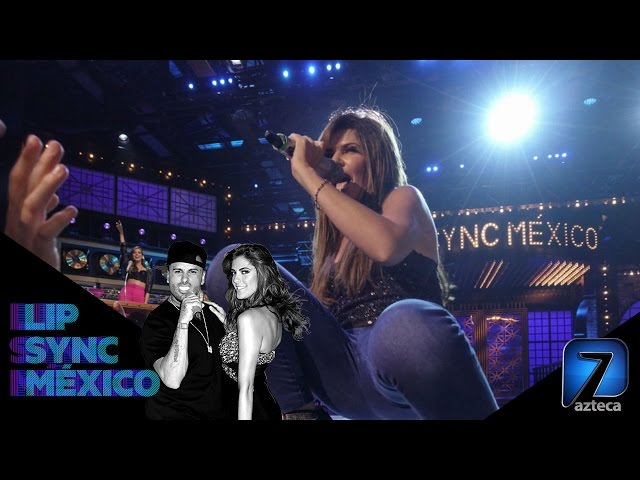 ¡Itatí Cantoral canta Man I feel like a woman en Lip Sync México!