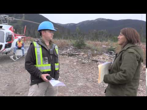 TransCanada Helicopter Eviction Sept 5 2015