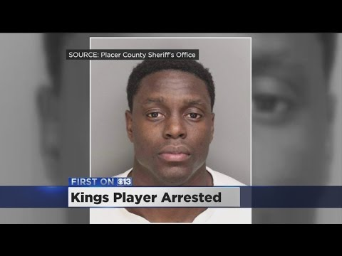 Sacramento Kings Darren Collison Arrested On Domestic Violence Charge