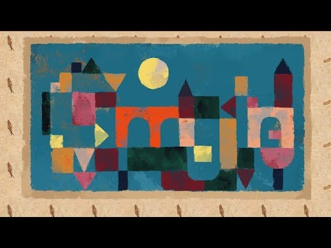 Paul Klee - Facts About Artist And Famous Painter Paul Klee   Google Doodle