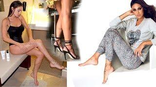 Cecilia Rodriguez piedi nudi feet barefoot