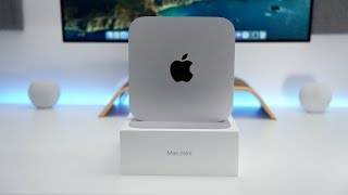 2020 Mac mini (Top Spec) - Unboxing, Benchmarks and Software Test