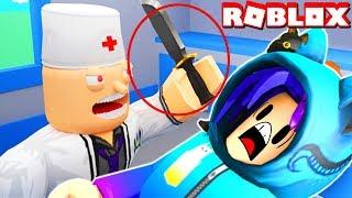 ESCAPE THE CRAZY DENTIST! Roblox Escape Obby