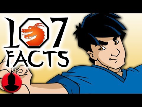 107 Jackie Chan Adventures Facts You Should Know! | Channel Frederator