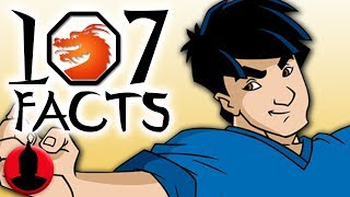 107 Jackie Chan Adventures Facts You Should Know! (107 Facts S6 E13) | Channel Frederator