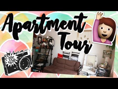 Apartment Tour ng Aming Unang Tahanan  #TheJKVlogs | Kris Lumagui