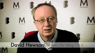 Boekerij.tv - David Hewson over De Killing 2