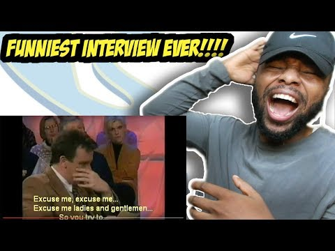 The Funniest Interview You Will Ever See Reaction