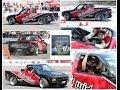2014 Street Machine Nationals - Bill Speed in his Black Widow S10 with Beth Hagendorf