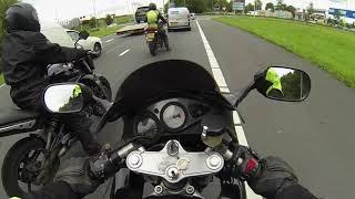 Motorrijles AVD: Met deze man op pad is geheid ongelukken!