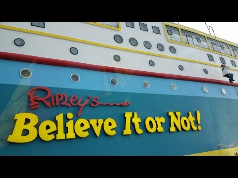 Panama City Beach, florida ripley's Believe It or Not!