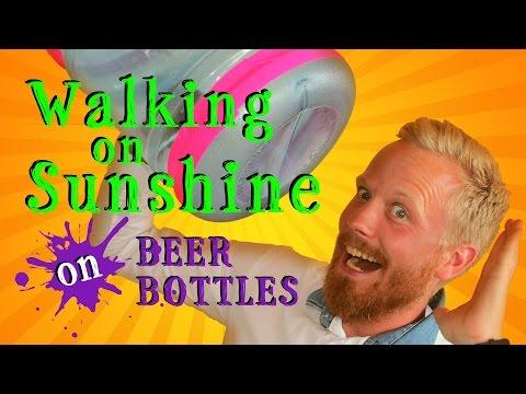 Bottle Boys - Walking on Sunshine (Katrina & The Waves cover on Beer Bottles)