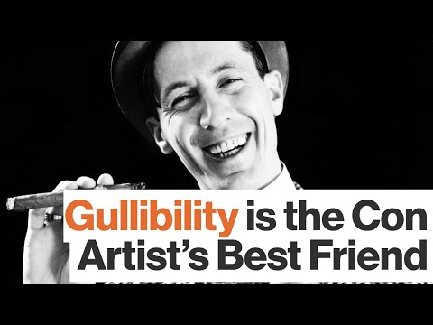 Characteristics of a con artist