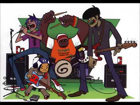 Gorillaz  Punk Jam ALTERNATIVE VERSION