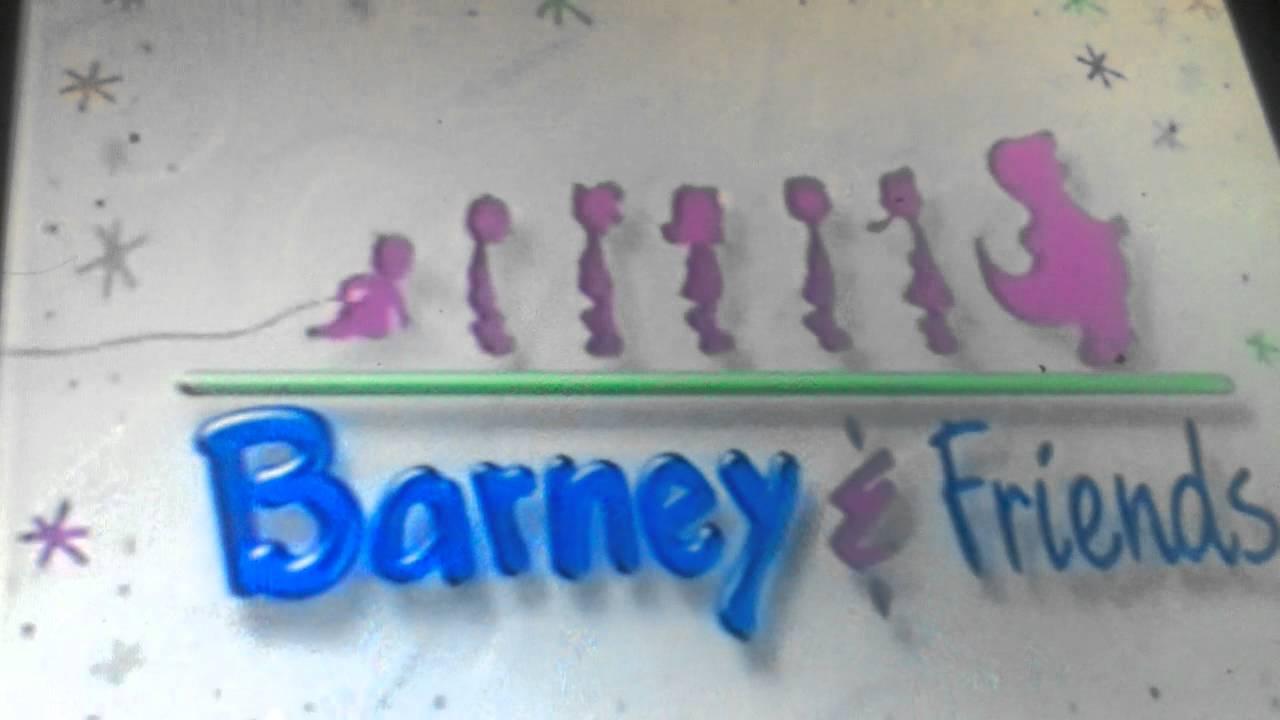 barney theme song youtube