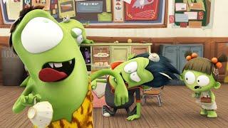 Spookiz | How to Become a Zombie | 스푸키즈 | Funny Cartoon | Kids Cartoons | Videos for Kids