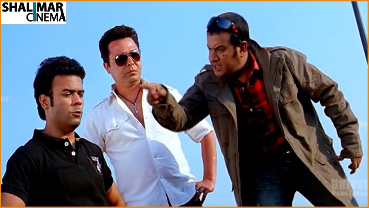 Sajid Khan Back To Back Comedy Scenes    Zabardast Hyderabadi Movie    Shalimarcinema