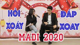 HIEN MADI || HỎI XOÁY ĐÁP XOAY MADI 2020 || XUÂN CANH TÝ 2020