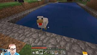 Прохождение Minecraft Windows 10 Edition - СТРОИМ БАССЕЙН МЕЧТЫ (С ТРАМПлином)