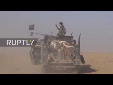 Iraq: Iraqi security forces advance into west of Mosul