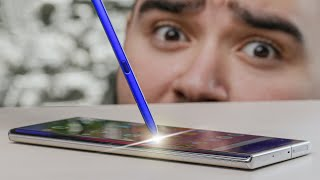 Samsung Galaxy Note 10 Plus   هل النوت ماكينة إنتاجية و أعمال أم مجرد موبايل بقلم ؟!!