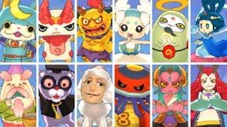Yo-kai Watch 3: All Legendary Yo-kai Summonings, Requirements, & More!