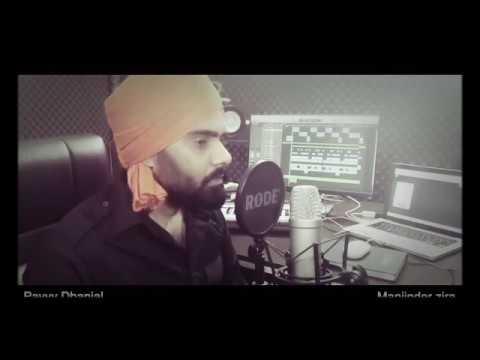 Satguru Nanak Aaja    Pavvy Dhanjal    Manjider Zira    Live Studio    Pb07 Media Production