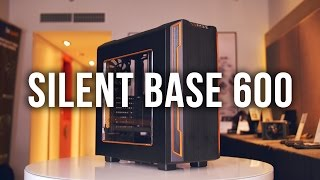 be quiet! Silent Base 600 - Silent window to the next level?