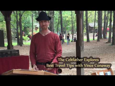 Best Travel Tips and Places to Go with Vince Conaway