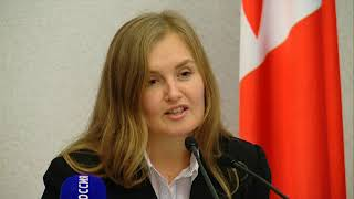 13 12 2017 Наталья Гольцова: Удмуртия на 100% готова к приёму «Ижевской винтовки»