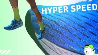 ASICS Hyper Speed 50-mile Full Review