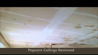 Popcorn Ceiling Removal Victorville, CA - Popcorn Ceiling Victorville CA