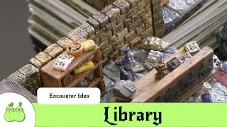 DnD Encounter Ideas - Library